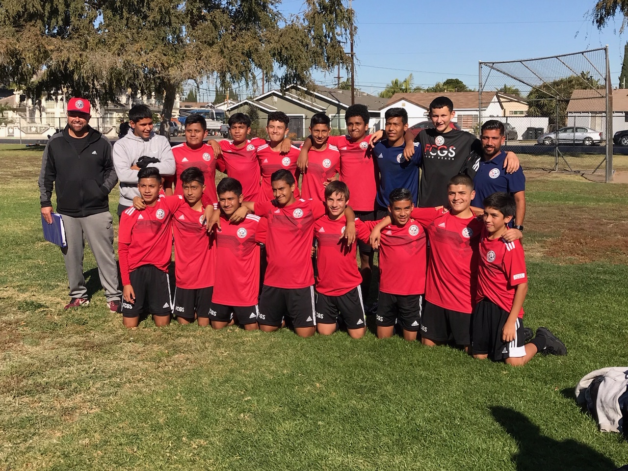 FCLB BOYS 2004 BECOME FIRST NPL WEST TEAM