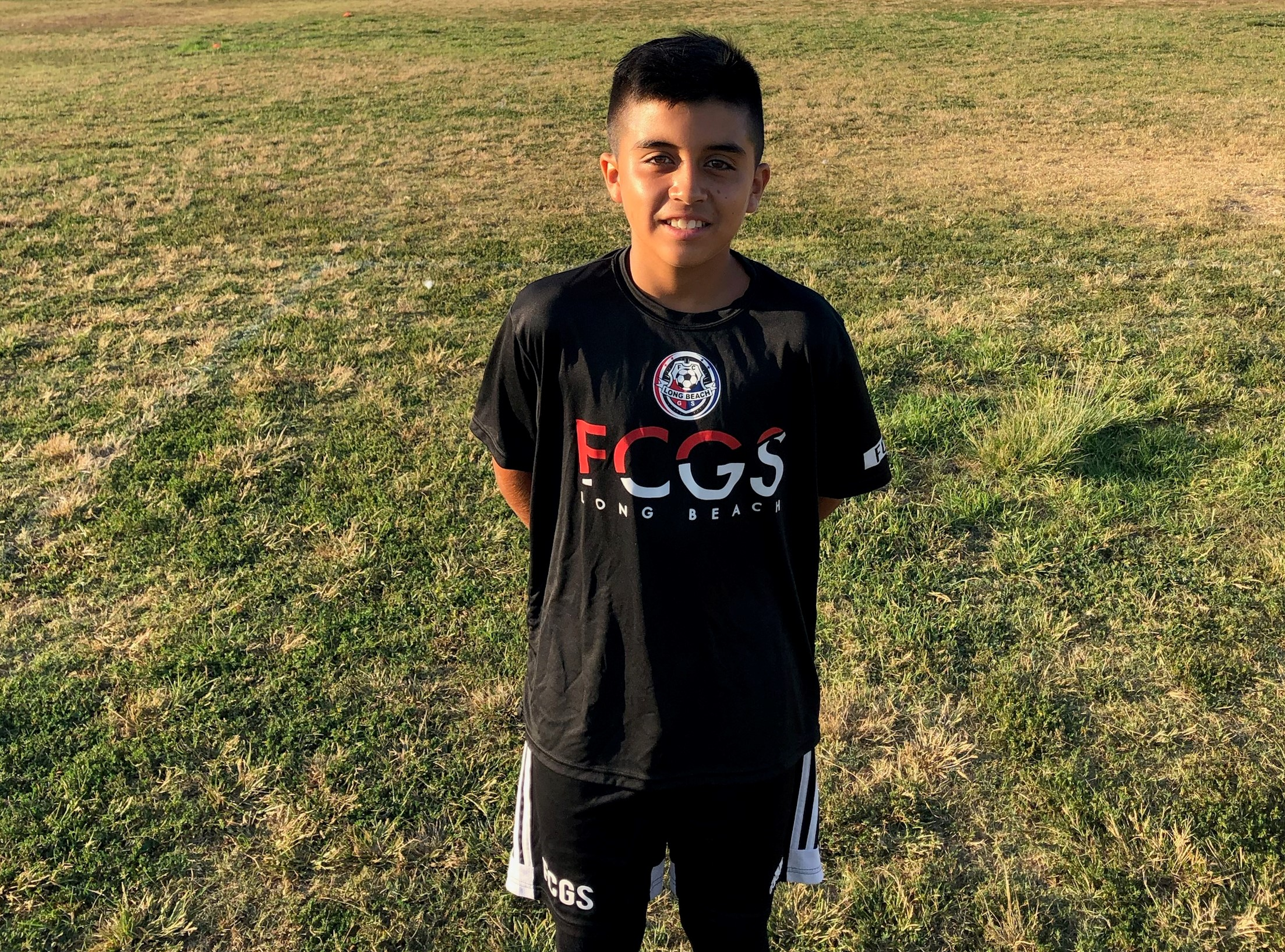 Congrats Manny! Now Part Of The FCGS Golden State NPL academy program